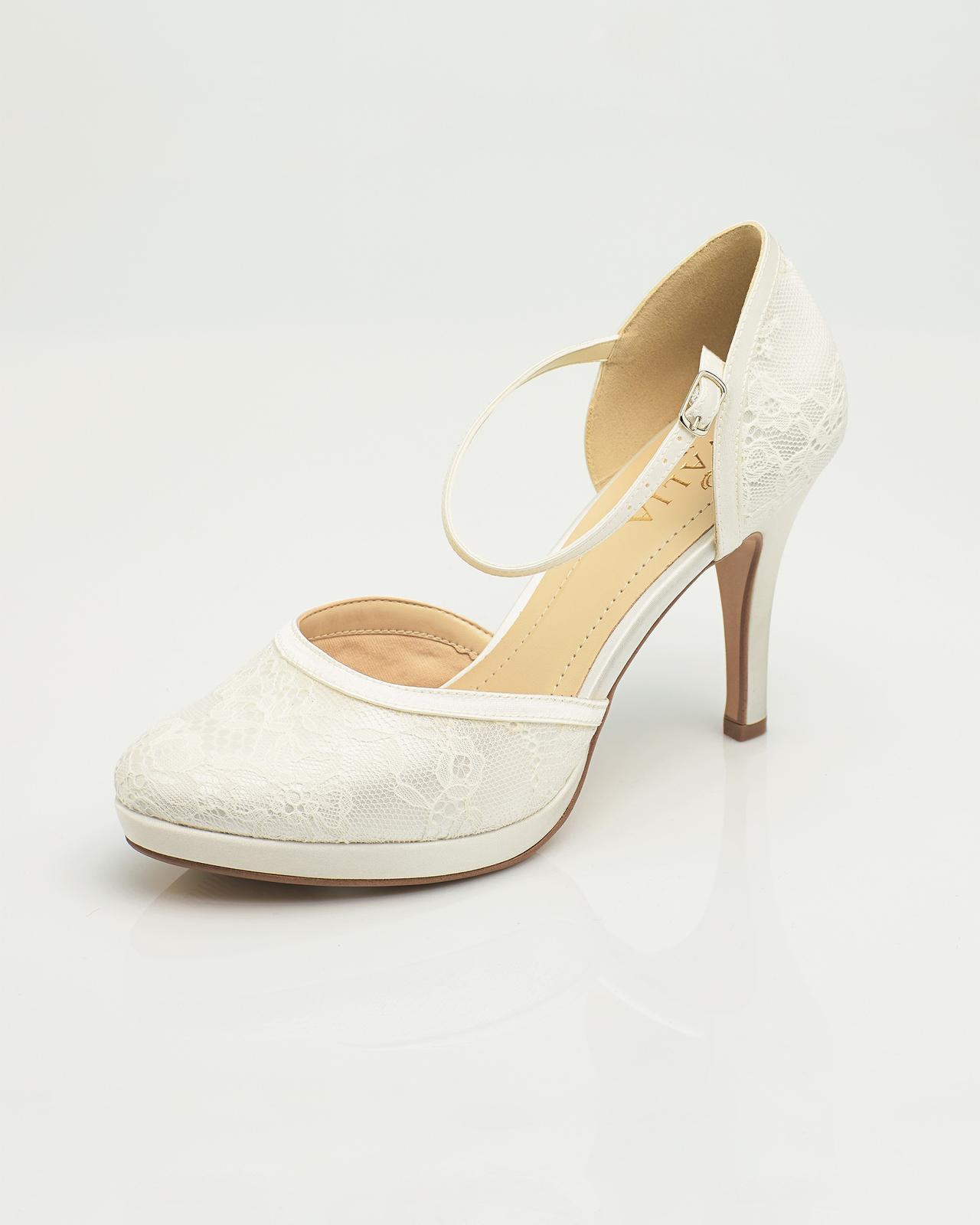 a15722bd4f85 Svadobné topánky maya