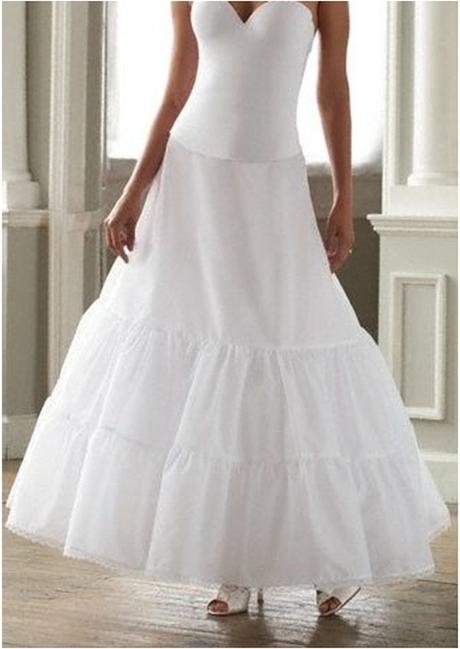 Bezkruhová svadobná spodnička L/XL,