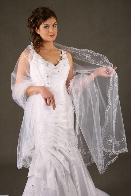 Ivory svadobná štóla,