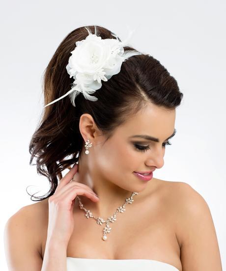 Luxusný kvet do vlasov,