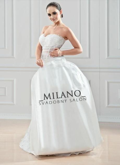 Obal na svadobné šaty, 36