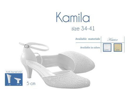 Svadobné sandálky, 41