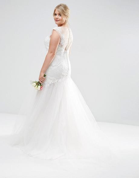 Svadobné šaty pre moletky, 46