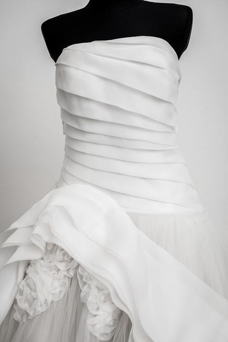 Svadobné šaty Vera Wang - výpredaj, 40