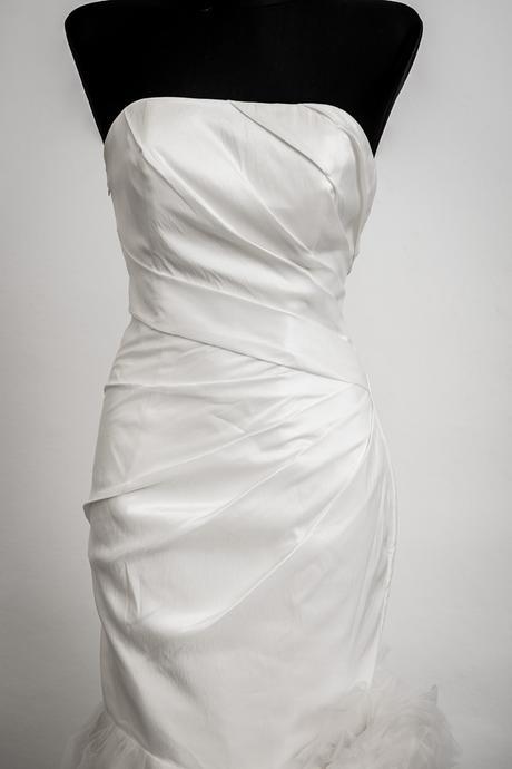 Svadobné šaty - výpredaj, 36