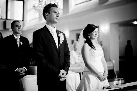 Svadobné šaty - výpredaj, 38