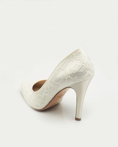 Svadobné topánky Adel, 40