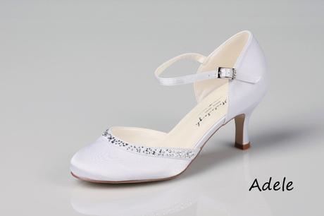 Svadobné topánky Adele, 40