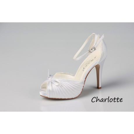 Svadobné topánky Charlotte, 37