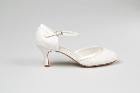 Svadobné topánky Daisy, 37