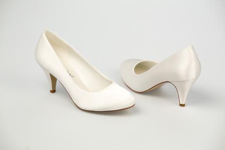Svadobné topánky Diana, 40