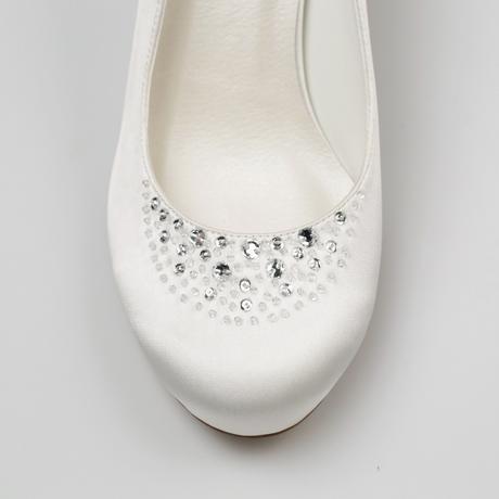 Svadobné topánky Elisa, 39