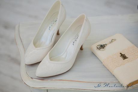 Svadobné topánky Grace, 40