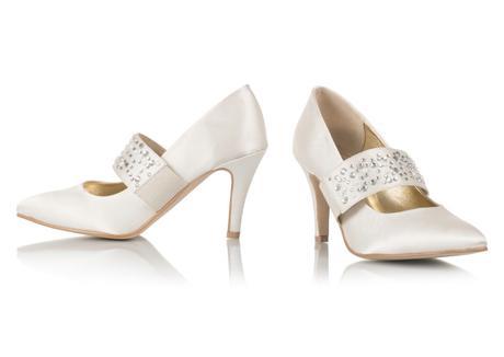 Svadobné topánky Greta, 40