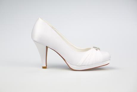 Svadobné topánky Hannah, 38