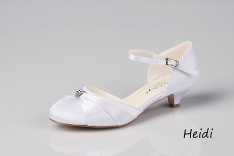 Svadobné topánky Heidi, 40