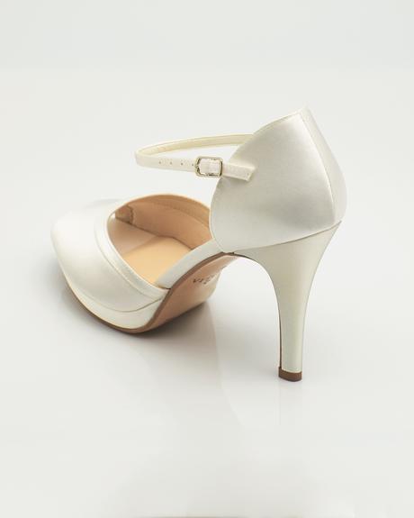 Svadobné topánky Ines, 39