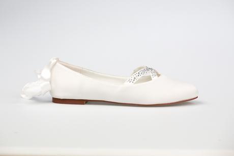 Svadobné topánky Jenny, 39