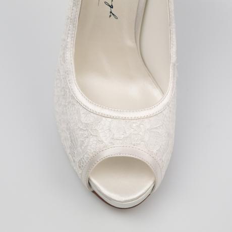 Svadobné topánky Leila, 37