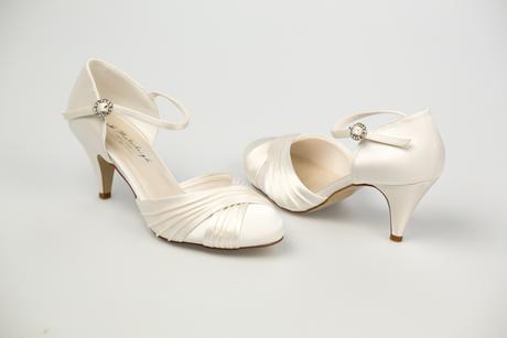 Svadobné topánky Lilly, 36