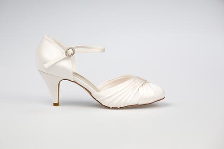 Svadobné topánky Lilly, 39