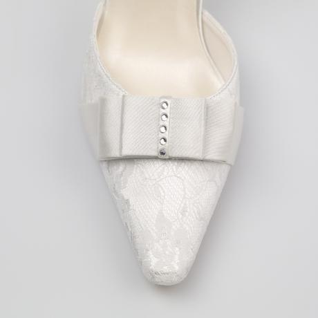 Svadobné topánky Lora, 35