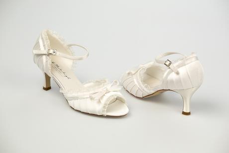 Svadobné topánky Mary, 36