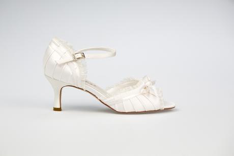 Svadobné topánky Mary, 38