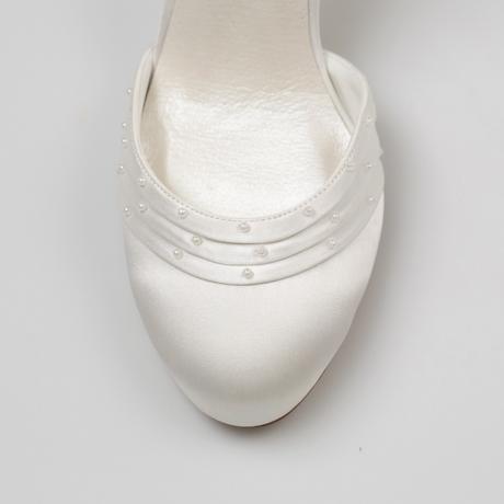 Svadobné topánky Melissa, 36