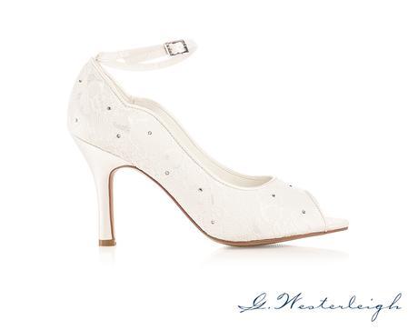 Svadobné topánky Michelle, 37