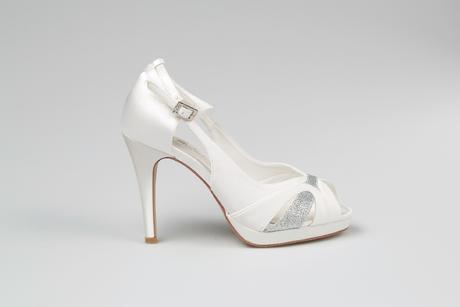 Svadobné topánky Norah, 39
