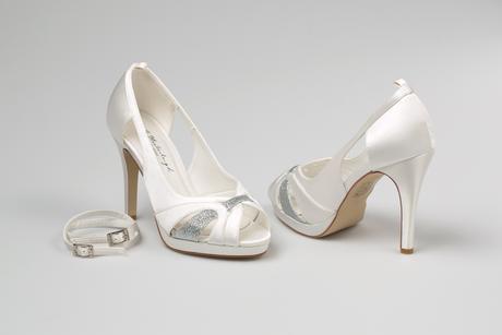 Svadobné topánky Norah, 41