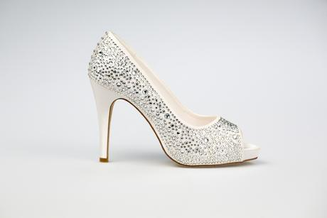 Svadobné topánky Roxanne, 40