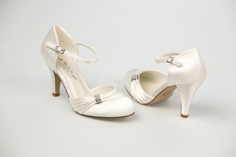 Svadobné topánky Sophie, 39