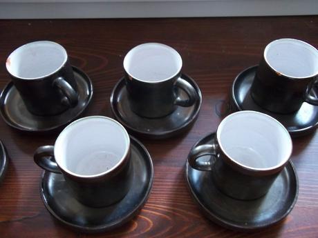 Kávová súprava, 70te roky,