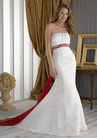 Elegantne svadobne saty, 38