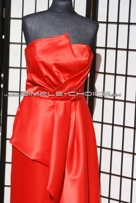 Elegantné svadobné šaty, 40