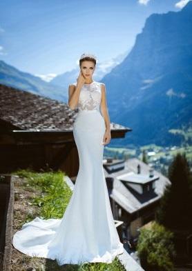 Svadobné šaty Alena, 40