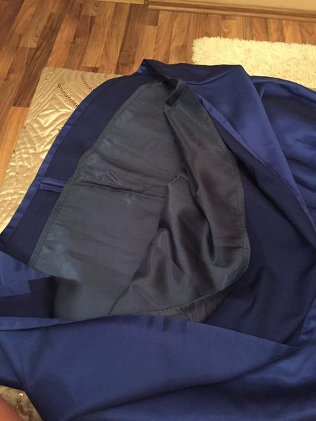 Saténová sukňa zn. TOPSHOP, 34
