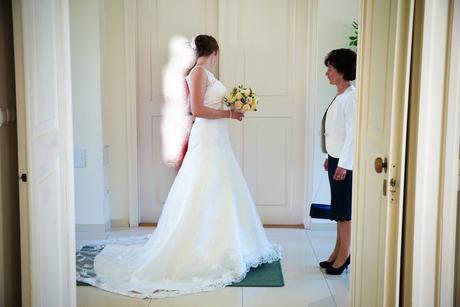 Svadobné šaty od JJsHouse, 40