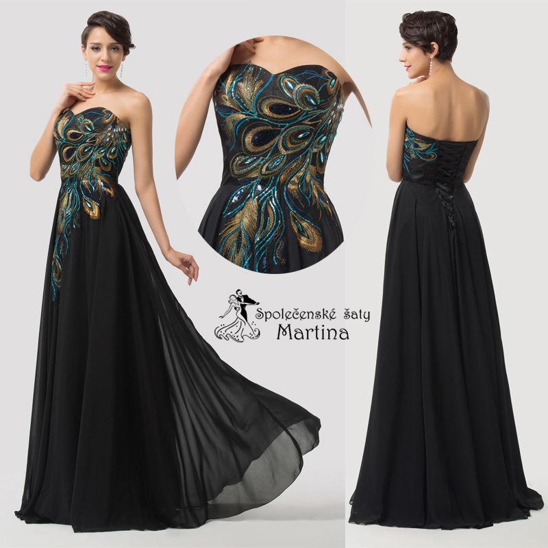 Spoločenské-maturitné-plesové šaty 02daabd4249