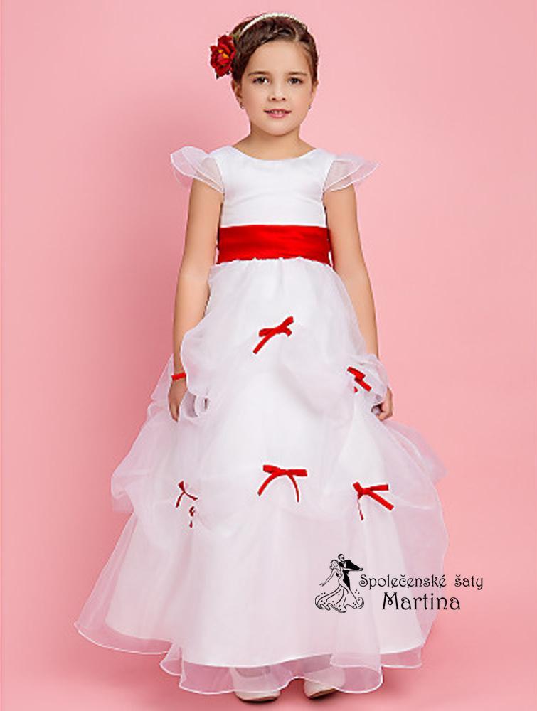 ea7c719d03c5 Spoločenské šaty pre družičku 2-12 rokov