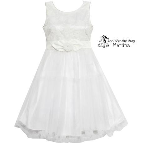 Šaty pre družičku, 140