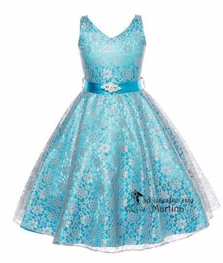 Šaty pre družičku 6-12 let, 152