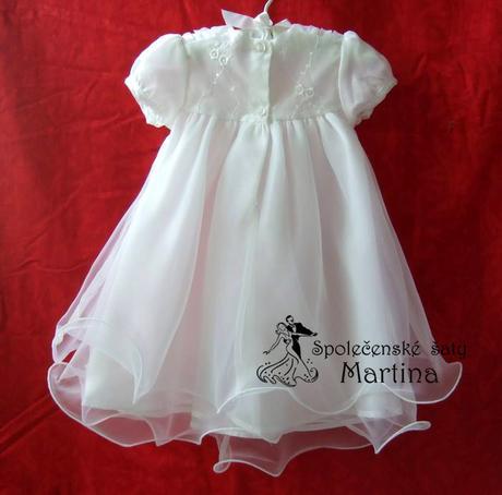 Šaty pre družičku aj krst, 92