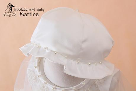 Šaty pre družičku alebo na krst do 18 mes., 68