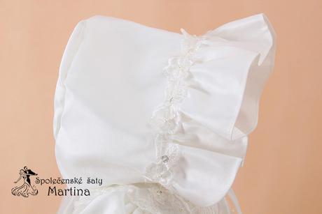 Šaty pre družičku alebo na krst do 18 mes., 74
