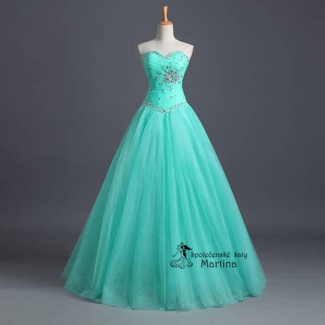 Společenské-maturitní-plesové šaty-do tanečních, 42
