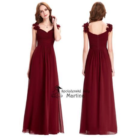 Spoločenské-maturitné-plesové šaty , 36