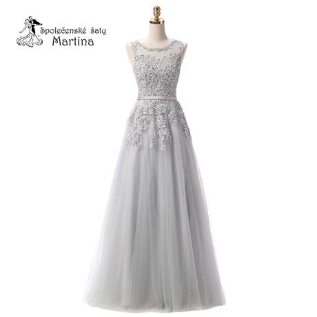 Spoločenské-maturitné-plesové šaty , 38